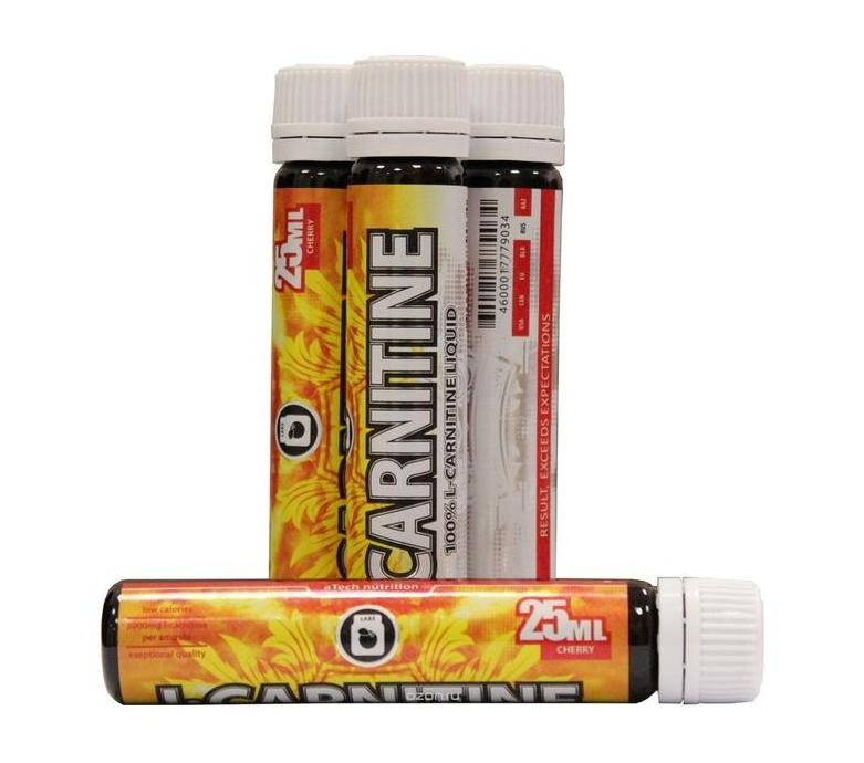 L-Carnitine 3000 liguid, aTech Nutrition