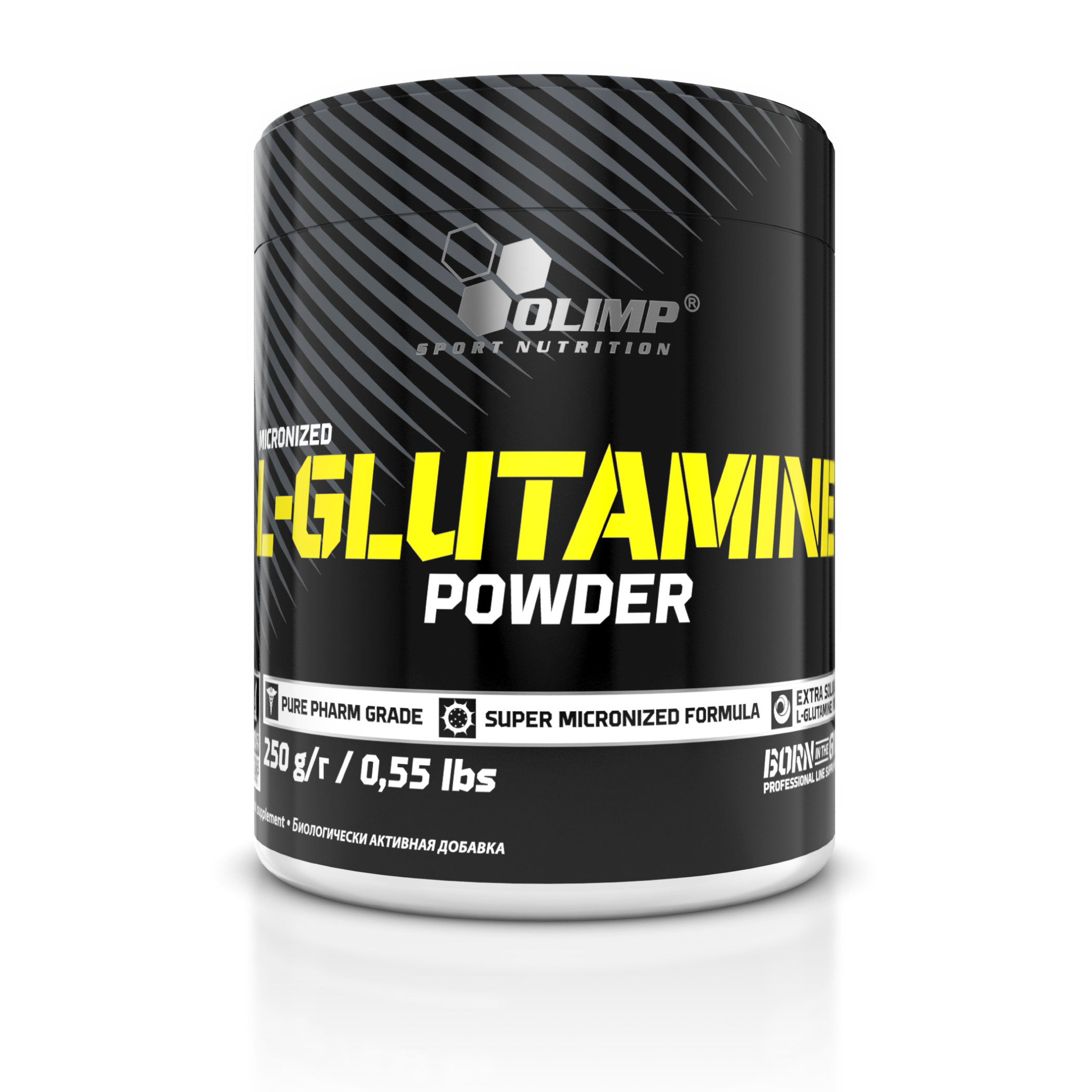 Л-глютамин L-Glutamine Powder, Olimp