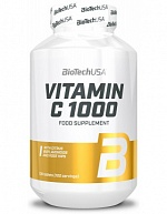 Витамины Vitamin C 1000, Biotech USA
