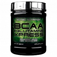БЦАА BCAA+Glutamine Xpress, Scitec Nutrition