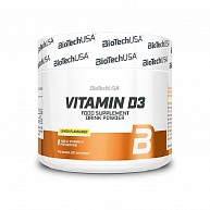 Витамины Vitamin D3, Biotech USA