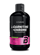 L-carnitine+Chrome, Biotech USA