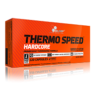 Жиросжигатель Thermo Speed hardcore Mega Caps, Olimp