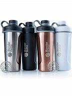 Шейкер Radian Insulated Stainless, 769 мл, нерж. сталь, BlenderBottle