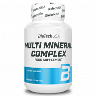 Витамины Multimineral Complex, Biotech USA