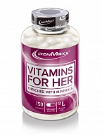 Витамины Vitamins For Her, IronMaxx