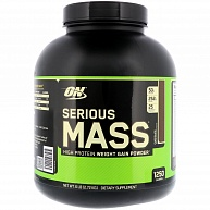 Гейнер ON Serious Mass, Optimum Nutrition