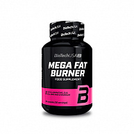 Жиросжигатель Mega Fat Burner (for her), Biotech USA
