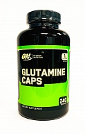Л-глютамин ON GLUTAMINE CAPS, Optimum Nutrition
