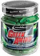 Аминокислоты Green Amino, IronMaxx
