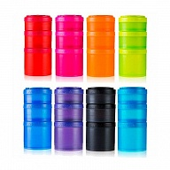 Контейнер ProStak Expansion Pak Full Color (3 контейнера), BlenderBottle